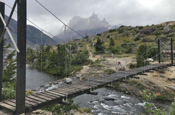 Skottsberg Bridge essentially complete 6 Feb 2019