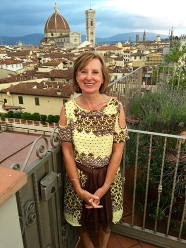 Carol in Italy