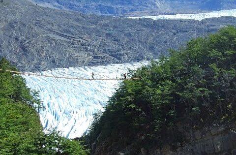 Building the Bridge in Torres del Paine
