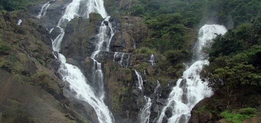 Best Waterfalls To Visit In India