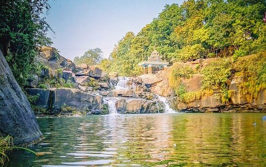 Waterfalls in Odisha