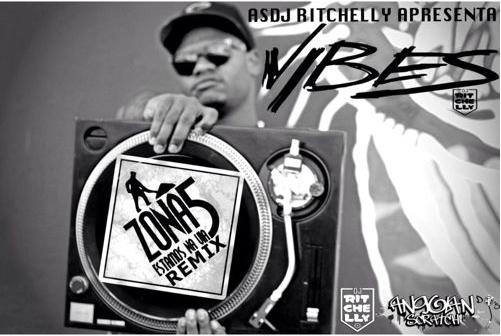 DJ Ritchelly - Estamos Na Via (Remix)