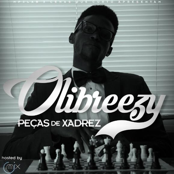 Olibreezy - Peças de Xadrez (EP) Capa