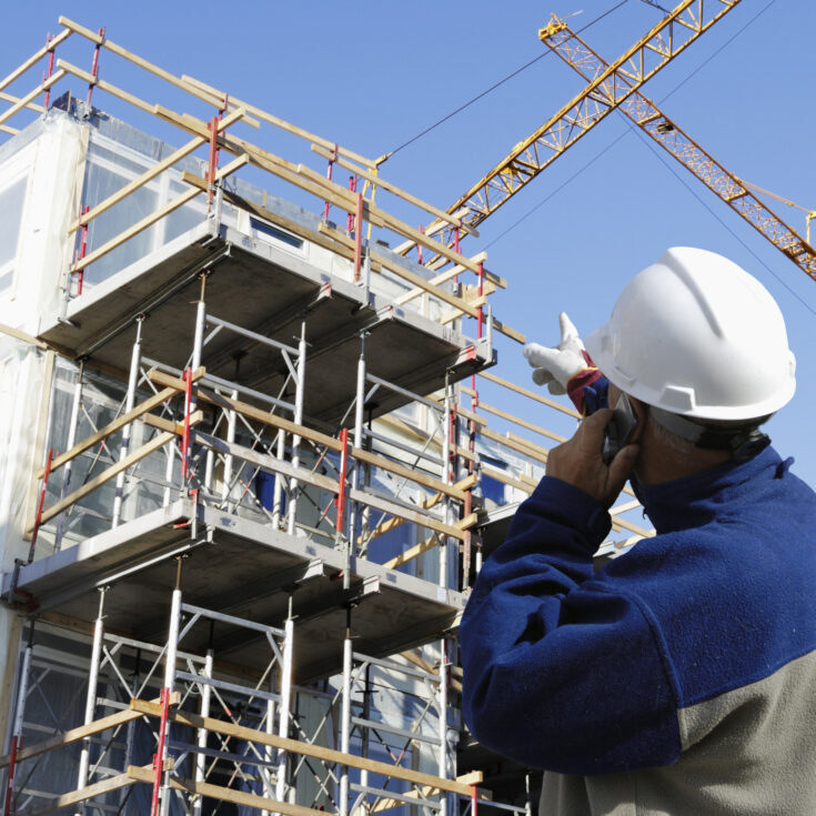 construction industry and surveyor