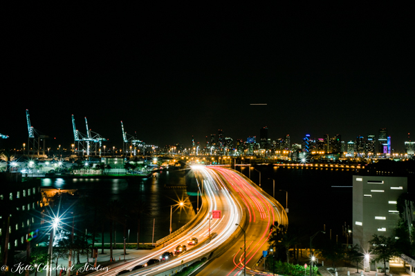 Long Exposure: A Study In Low Light Miami Hot Spots