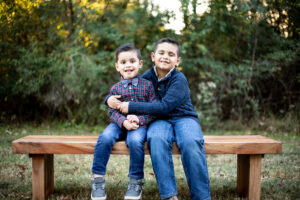 Evergreen Family Session
