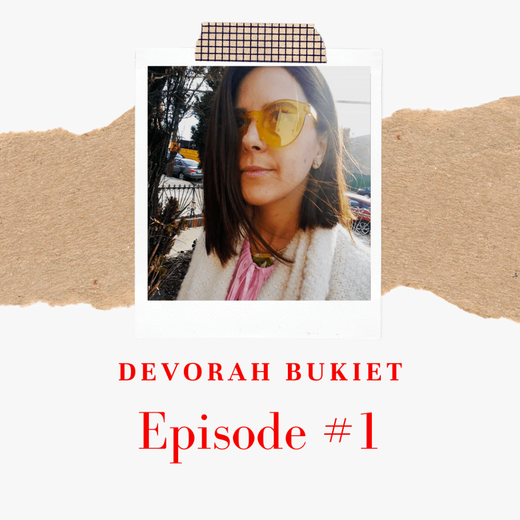 Devorah Bukiet from Belle Events