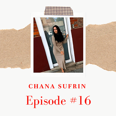 Chana Sufrin of House of Lancry