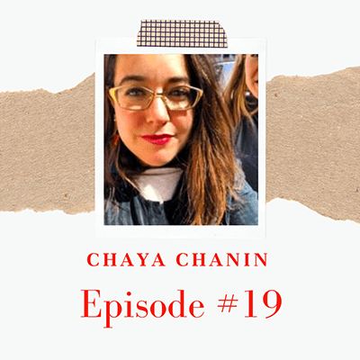 Chaya Chanin of The Frock