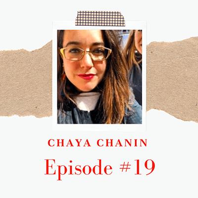 Chaya Chanin of The Frock