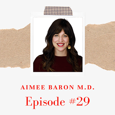 Aimee Baron, M.D. of  I Was Supposed To Have A Baby