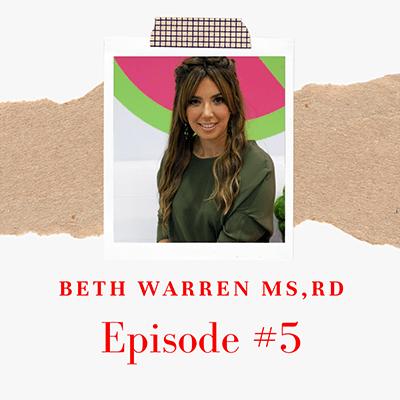 Beth Warren MS, RDN,CDN