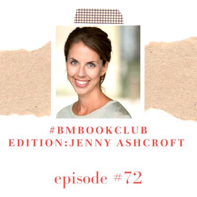 Book Club Edition: Author Jenny Ashcroft