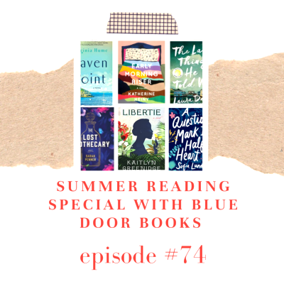 Summer reading with Blue Door Books
