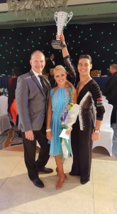 Congratulations to our member Nazar Norov and his partner Irina Kudryashova, for being the Professional Grand Champions at the 2016 Michigan Dance Challenge!