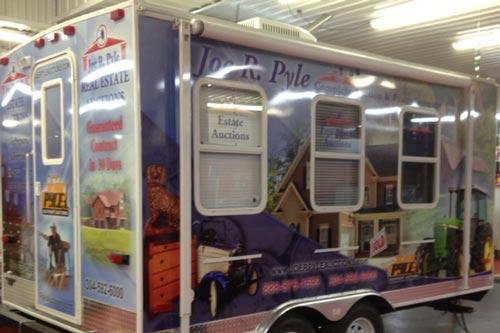 cashier trailer for sale 23