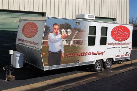 cashier trailer for sale 33