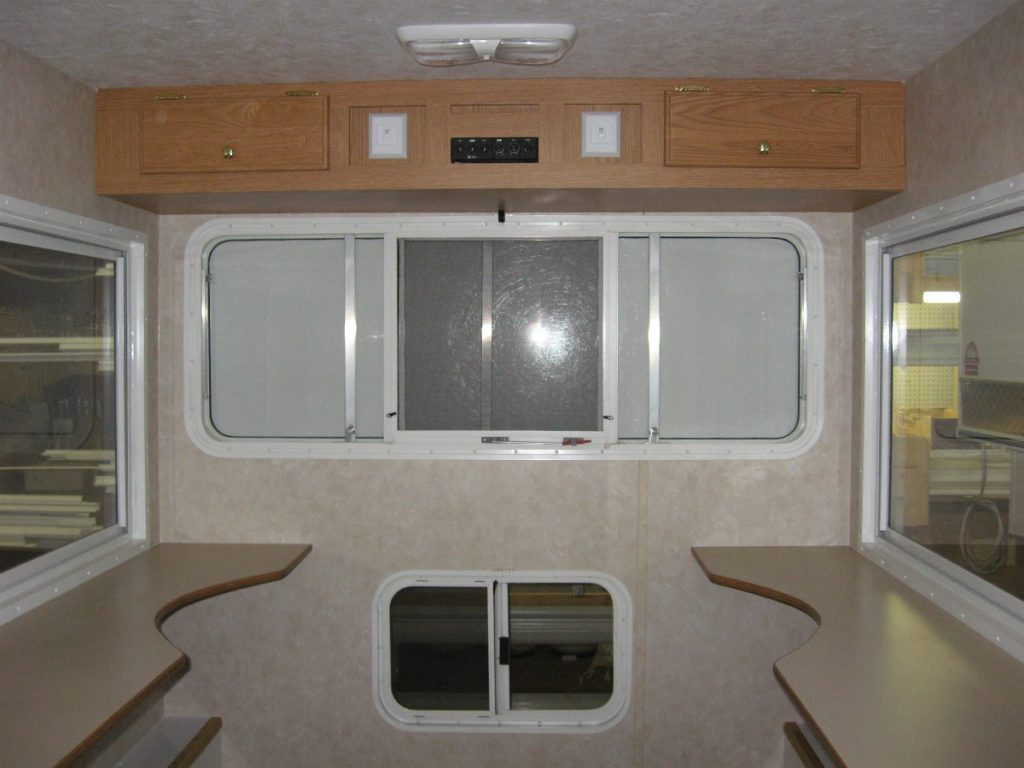 Auction Truck Toppers Interior III