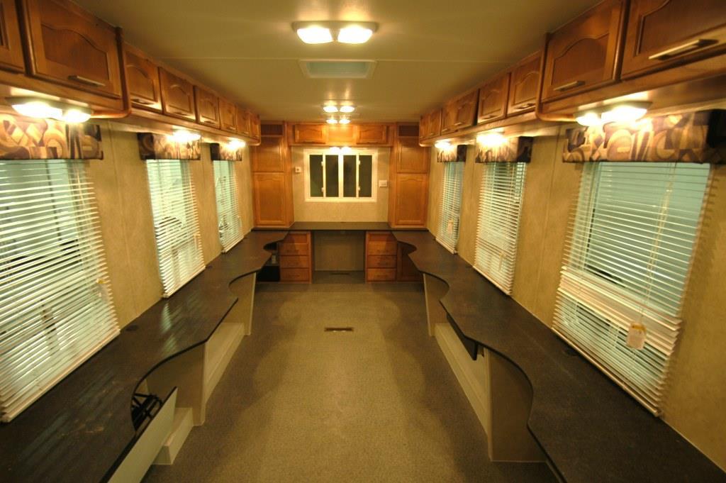 cashier trailer photos of interior