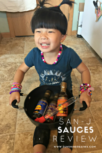 San-J Sauces Review