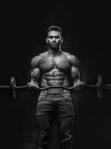 TRT for increasing muscle mass