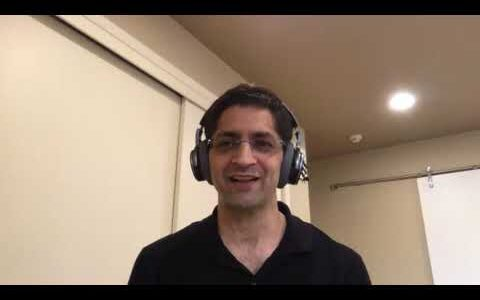 Rajat Monga on IIT2020: Impact Video Series with Sanjiv Goyal