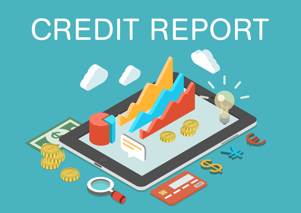 Credit Score and liens