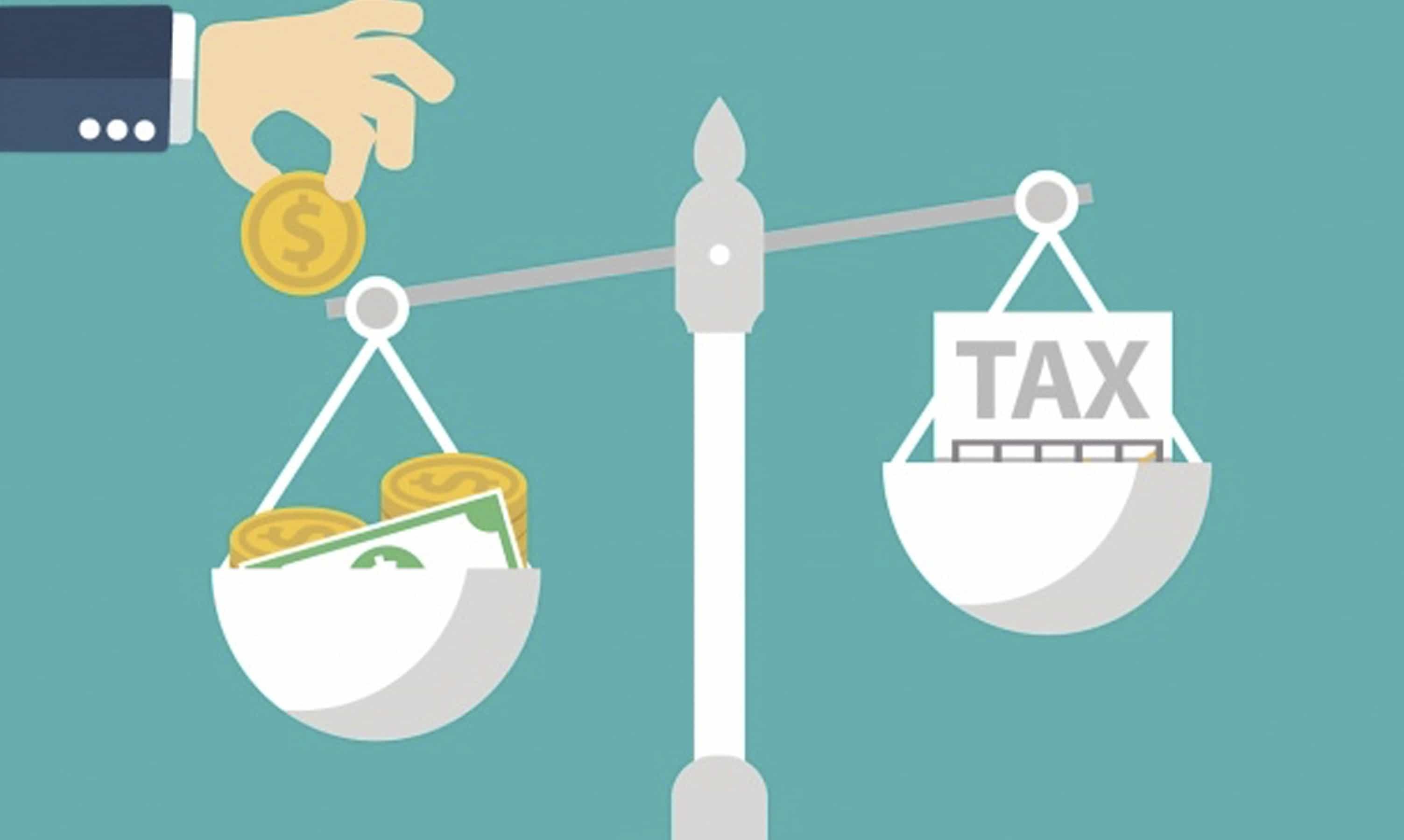 Progressive Tax Bracket and Marginal Tax Rate