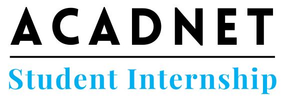 ACADNET (Student Internships)