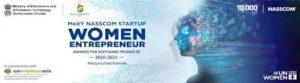 MeitY- NASSCOM Startup Women Entrepreneur Awards 2020-21 by Govt of India [Prizes Upto Rs. 2L]: Register by Feb 19
