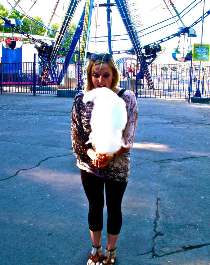 Cotton Candy Frenzy