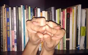 Ben hands