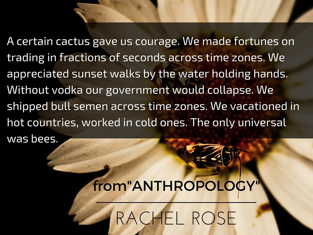 Rachel poem