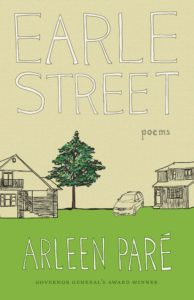 In the 4 a.m.: A Review of Arleen Paré's Earle Street