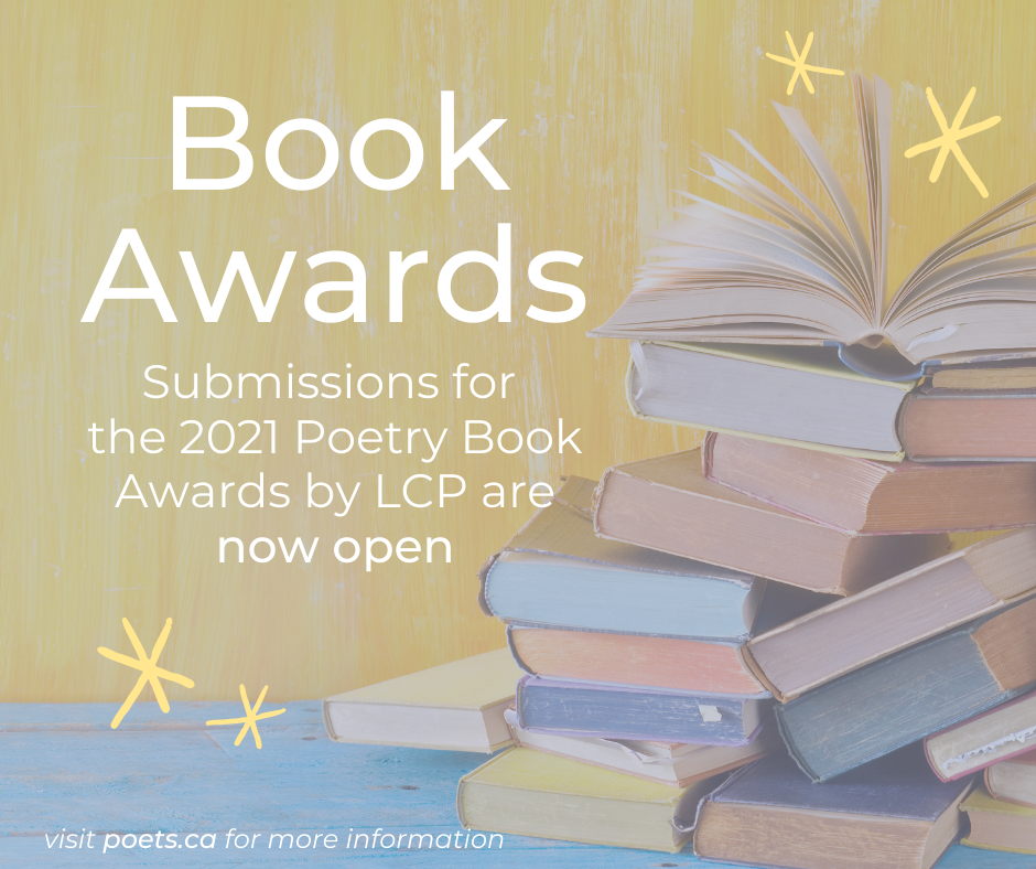 Submissions are now open for 2021 book awards
