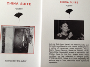 Review: China Suite by Julie de Belle