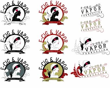 Ecig Logo - concepts