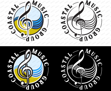 Coastal Music Group Logo