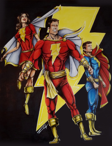 The Marvel Family - Shazam!