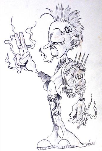 SVA Punk