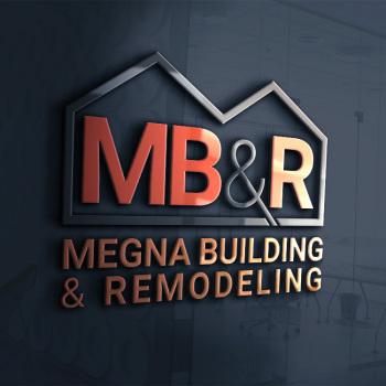 Megna Building & Remodeling Logo