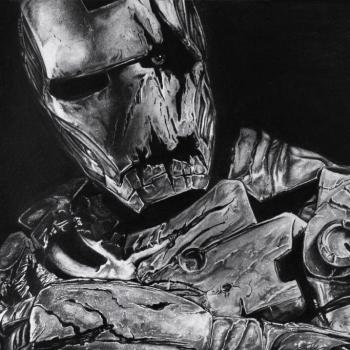 Iron Zombie - Ironman