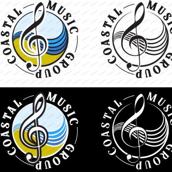 Coastal Music Group Logo