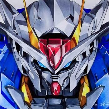 Gundam 00 - Exia