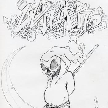 Lil Reaper - sketch