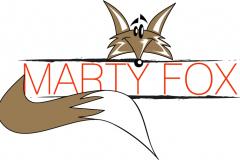 Marty Fox Logo
