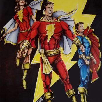 The Marvel Family - Shazam!