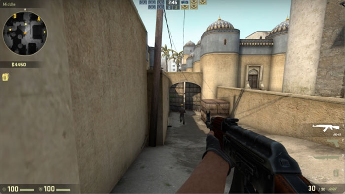 How to Properly Place your Crosshair in Counter-Strike: Global Offensive 1