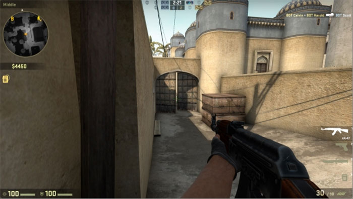 How to Properly Place your Crosshair in Counter-Strike: Global Offensive 2