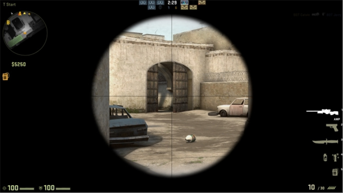 How to Properly Place your Crosshair in Counter-Strike: Global Offensive 4